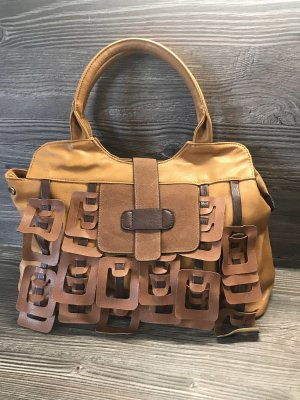 Shopper beige-light brown