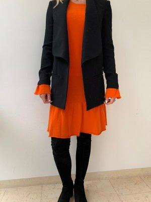 Elisabetta Franchi Blazer in schwarz