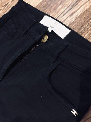 Elisabetta Franchi Jeans Black high waist