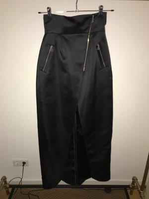 Elisabetta Franchi Maxi Skirt black