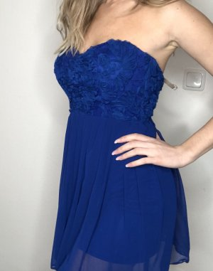 Elise Ryan Cocktailkleid, blau, Gr. S, NEU