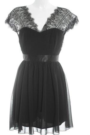 Elise Ryan Cocktailkleid schwarz Elegant