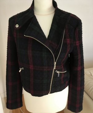 Elizabeth and James Biker Jacket multicolored polyester