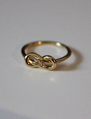 ELIZABETH AND JAMES Ring Infinity NEU