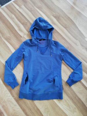 Elkline Hoody Sweatshirt blau Gr. M L 38 40