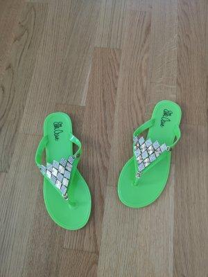 Ella Cruz 38 Flip-flops - Badeschuhe Zehen-Sandalen