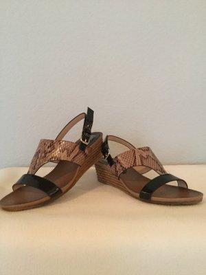 wedges sandaletten g nstig kaufen second hand m dchenflohmarkt. Black Bedroom Furniture Sets. Home Design Ideas