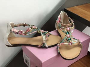 Ella Cruz Roman Sandals multicolored
