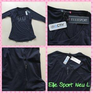 ELLE Sport Laufpulli Shirt NEU