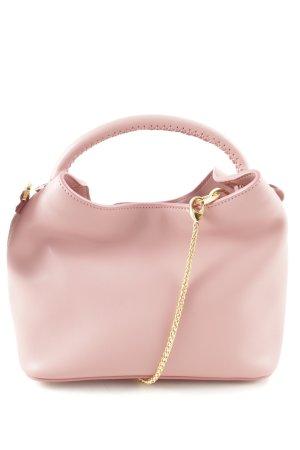 Elleme Handtasche altrosa schlichter Stil
