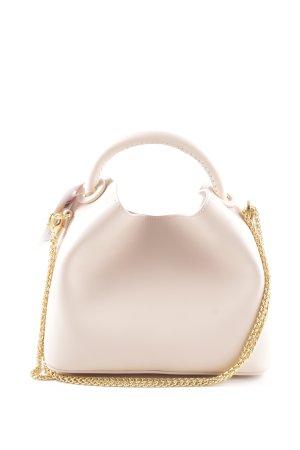 "Elleme Handtasche ""Baozi Metal Chain Crossbody Bag Pink"" rosé"