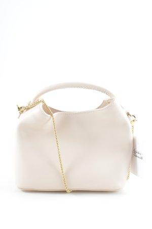 Elleme Handtasche rosé Street-Fashion-Look