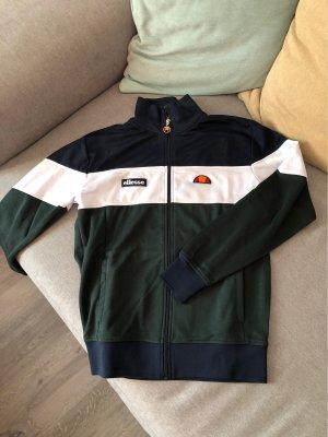 Ellesse Sweat Jacket dark green-dark blue