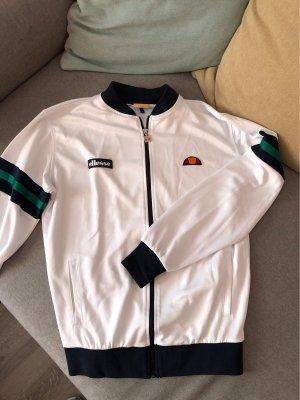Ellesse Sweat Jacket white
