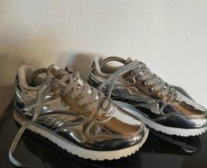 Ellesse Sneaker Metallic Silber
