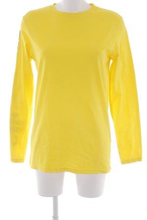 Ellesse Sweatshirt gelb Casual-Look