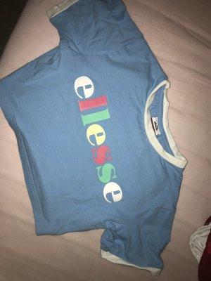 Ellesse Top básico azul aciano-azul bebé