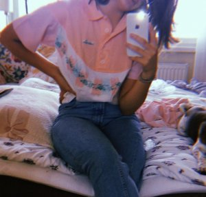 Ellesse Vintage Polo-Shirt