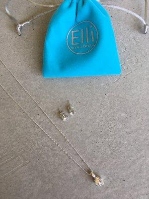 Elli Necklace silver-colored