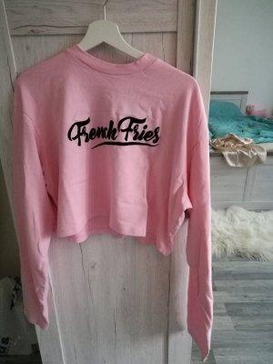Bik Bok Maglione oversize rosa chiaro-rosa Cotone