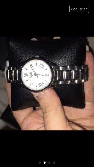 Élysée Uhr Silber neuwertig