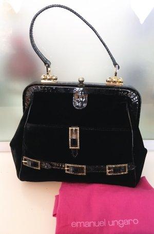 Emanuel Ungaro Frame Bag black