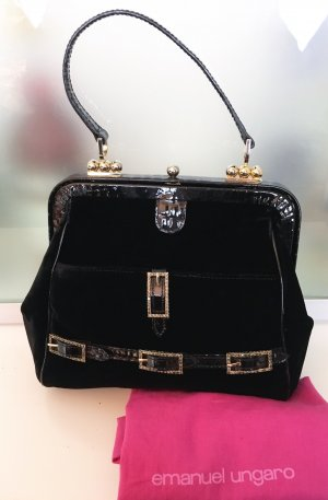 Emanuel Ungaro Frame Bag black