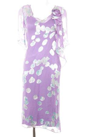Emanuel Ungaro Tube Dress spot pattern elegant