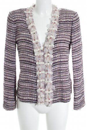 Emanuel Ungaro Wool Blazer striped pattern casual look