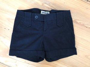 Embargo hot pants klassischer Stil schwarz 36 kurze Hose