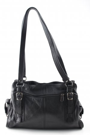 Emil Carry Bag black casual look