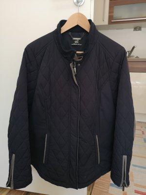 Emilia Lay Quilted Jacket grey-dark blue