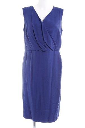 Emilia Lay Midikleid blau Elegant