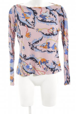 Emilio Pucci Longsleeve abstraktes Muster Casual-Look