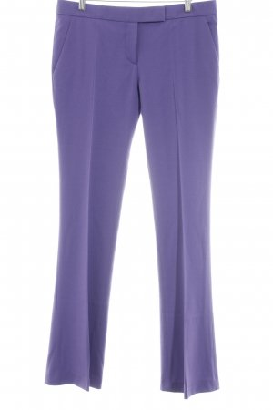 Emilio Pucci Pallazzohose flieder Business-Look