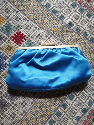 Emilio Pucci Enveloptas goud-korenblauw