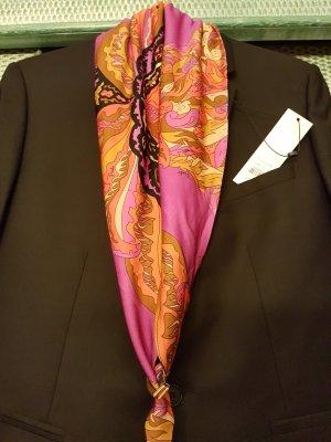 Emilio Pucci - Seidenjersey Schal (auch als Gürtel tragbar)