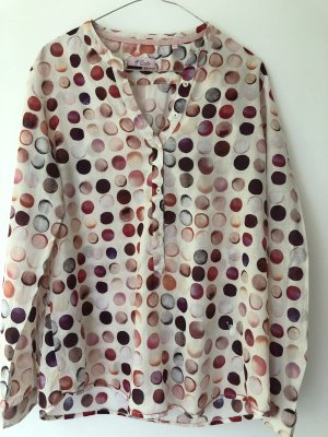 Emily van den Bergh Long Sleeve Blouse multicolored