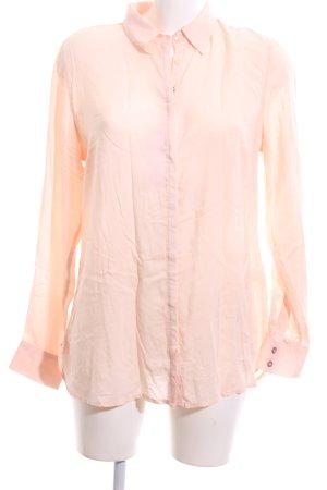 Emily van den Bergh Hemd-Bluse pink Business-Look