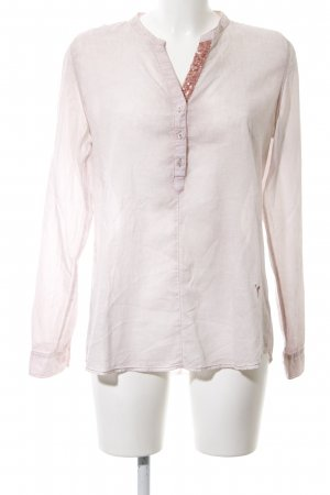 Emily van den Bergh Hemd-Bluse nude Business-Look