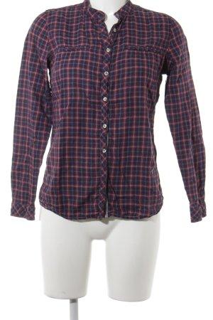 Emily van den Bergh Houthakkershemd geruite print casual uitstraling