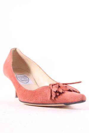 Emma Hope Spitz-Pumps rosa Elegant