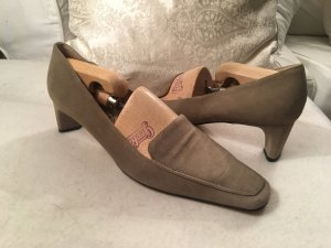 Emma Hope Low Shoes grey brown