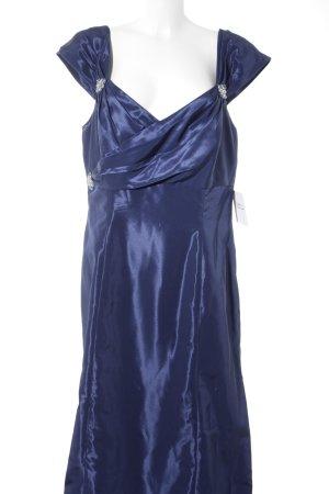 Emmerling Abendkleid dunkelblau Elegant
