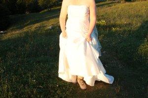 Emmerling Brautkleid