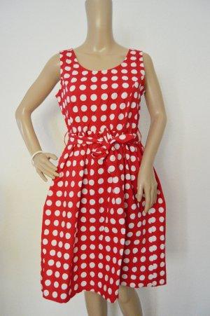 Emoi Fashion Kleid gr.38 polka pin up