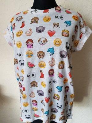 Emoji T-Shirt Gr. 36