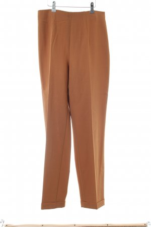 Emozioni Suit Trouser light orange business style