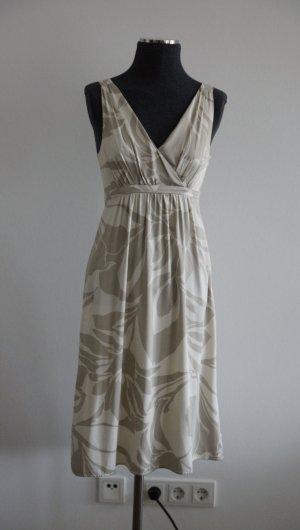 Empire-Kleid mit Blumenmuster