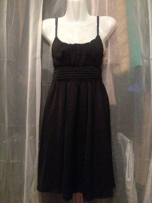 Empire Kleid schwarz Gr 36
